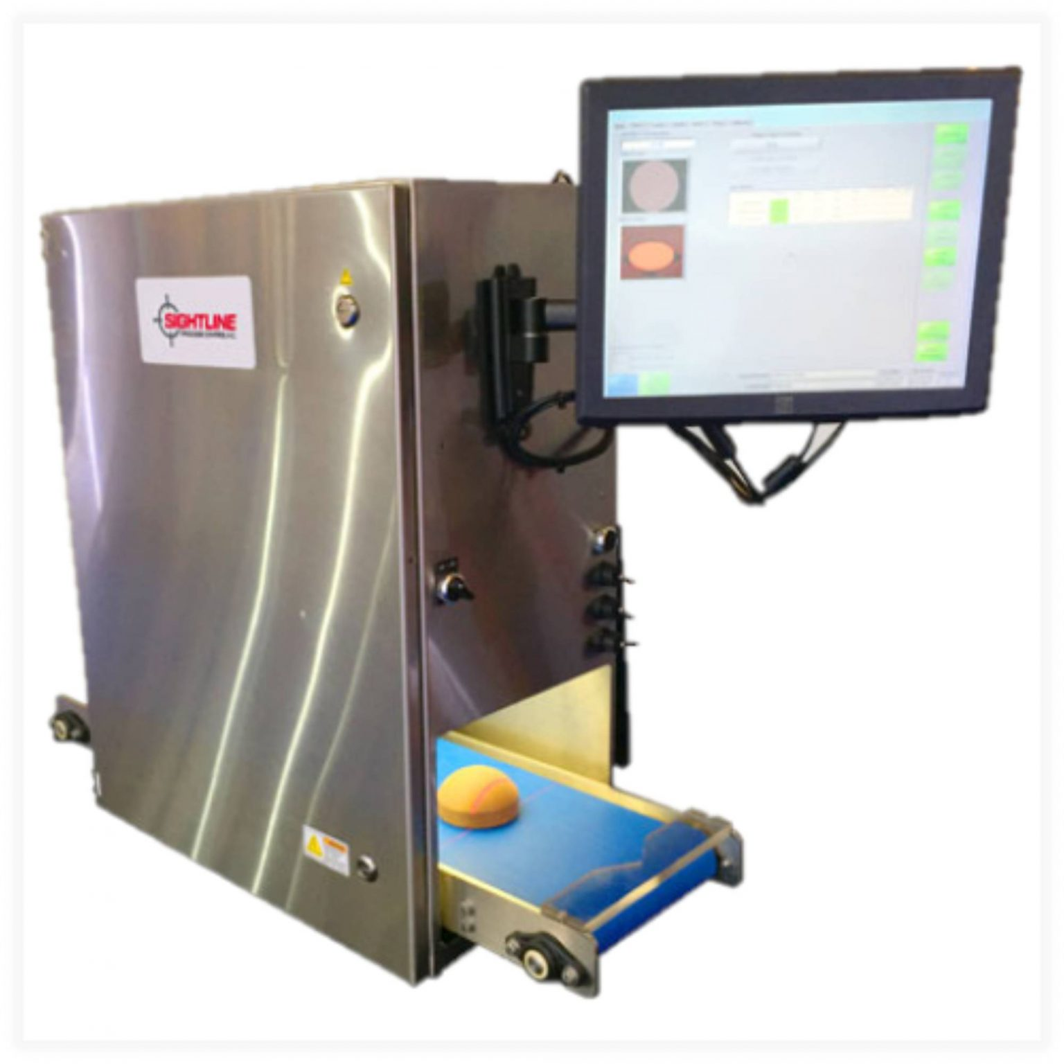 The Sightline Benchtop Systems - interlab - 2